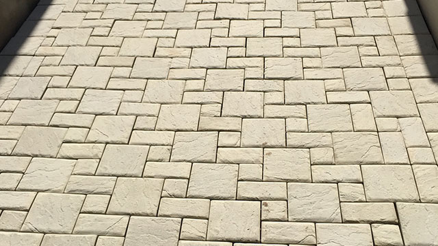 Simulated Stone